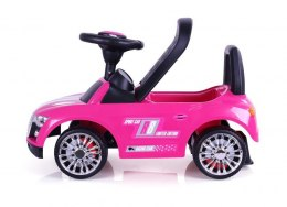 Milly Mally Pojazd Racer Pink